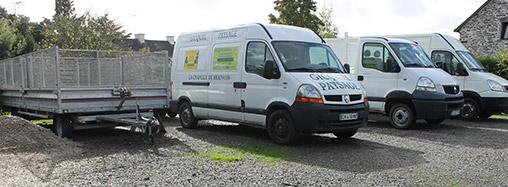 Jardinier redon jardinage gicquel service vert eurl for Entreprise entretien espace vert